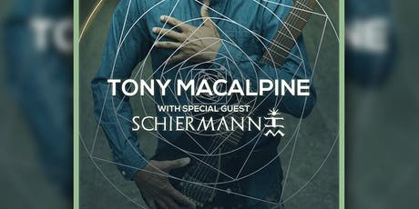 Aspire Presents Tony MacAlpine tickets