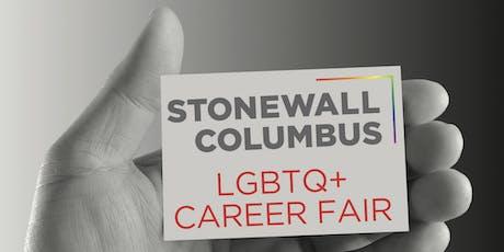 Stonewall Columbus LGBTQ+ Fall Career Fair tickets