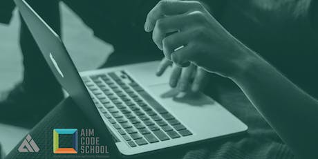 AIM Code School Info Session - October 9th tickets