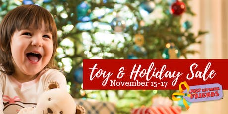 JBF Holiday & Toy White Bear Lake 2019 Sale Free Admission Ticket tickets