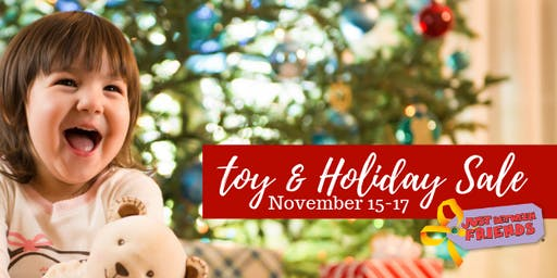 JBF Holiday & Toy White Bear Lake 2019 Sale Free Admission Ticket