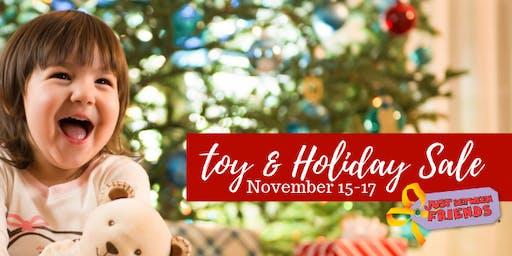 JBF Holiday & Toy White Bear Lake 2019 Sale Free Admission Ticket