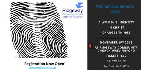 A Women's Identity in Christ Changes Things tickets
