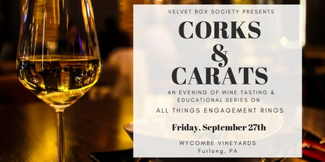 Corks & Carats tickets