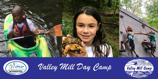 Valley Mill Camp - Open House