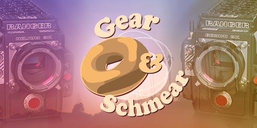 Gear & Schmear: RED RANGER Lineup