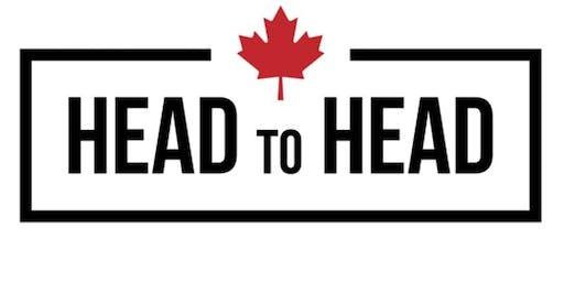 Calgary Holiday Head to Head Swim Clinic with Olympian Yuri Kisil