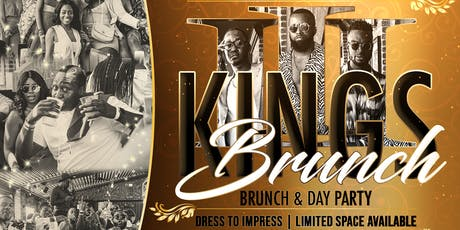 3Kings Brunch & Day Party: FAU Homecoming Edition tickets