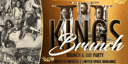 3Kings Brunch & Day Party: FAU Homecoming Edition