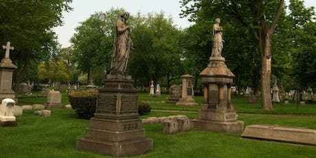 Preservation Detroit Mount Elliott Cemetery Tour 2019 tickets