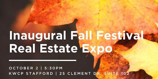 Inaugural Fall Festival | Real Estate Expo