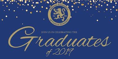 Celebrating Success NAFD Diploma Awards 2019
