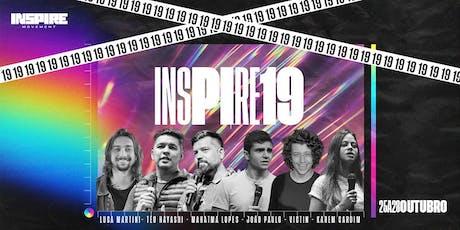 INSPIRE19 tickets
