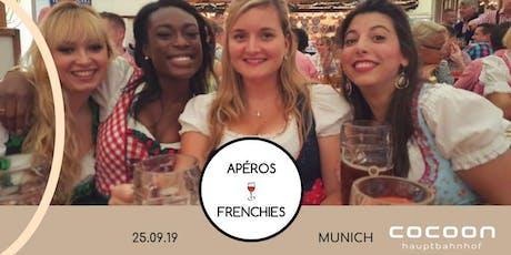 Apéros Frenchies Afterwork - Oktoberfest in Munich! tickets