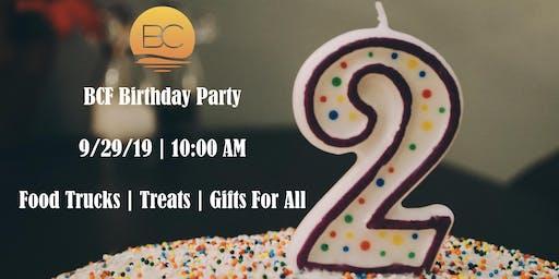 Bay Cities 2nd Birthday