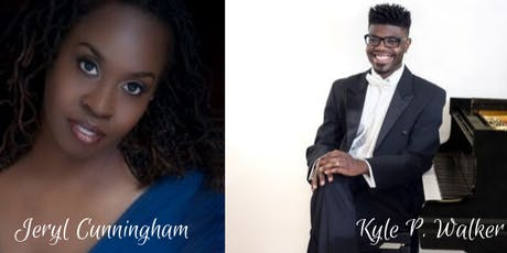 Three on 3: Jeryl Cunningham and Kyle P. Walker tickets