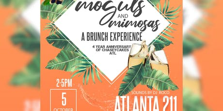 Moguls & Mimosas Brunch Experience tickets