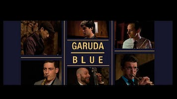 Garuda Blue with guest Mads Tolling