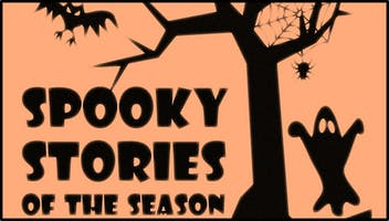 """Spooky Stories of the Season"""