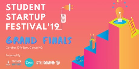 Grand Final: Student Startup Festival 2019 tickets
