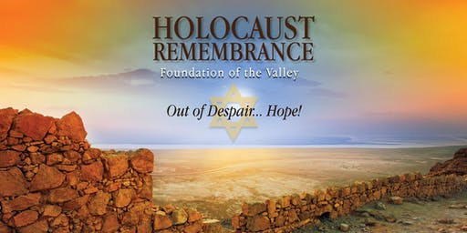 Holocaust Remembrance Foundation of the Valley Fundraiser