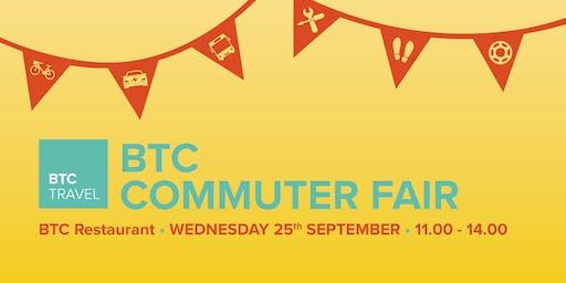 BTC Commuter Fair - Kia e-Niro Electric car test drives