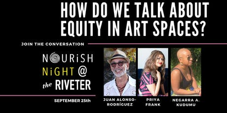 Imagining Equity in the Arts | The Riveter Capitol Hill tickets