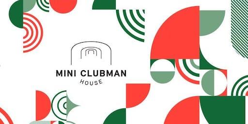 Edoardo Ferrario @ MINI Clubman House