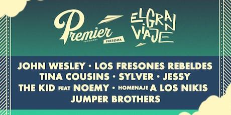 Premier, El Gran Viaje tickets