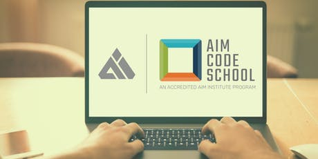 AIM Code School Info Session - November 13th tickets