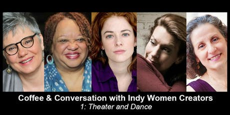 Coffee & Conversation with Indy Women Creators tickets