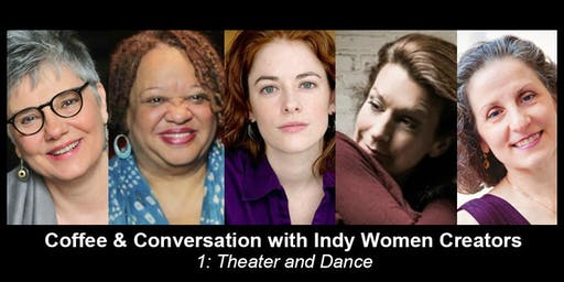 Coffee & Conversation with Indy Women Creators
