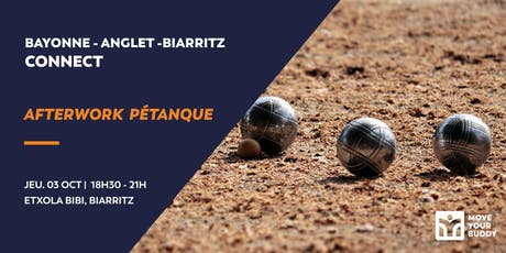 AFTERWORK PÉTANQUE billets
