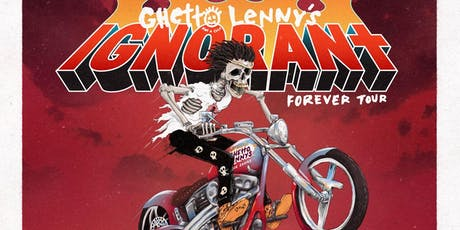 SAINt JHN – Ghetto Lenny's IGNORANt Forever Tour tickets