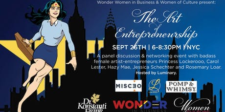 The Art of Entrepreneurship : Panel Discussion & Networking tickets