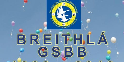 Breithlá GSBB (20th birthday celebration)
