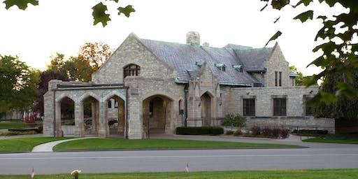 Preservation Detroit Mount Olivet Cemetery Tour 2019