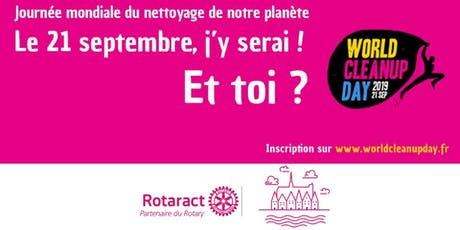 World CleanUp Day: Nettoyons Les Hortillonnages billets