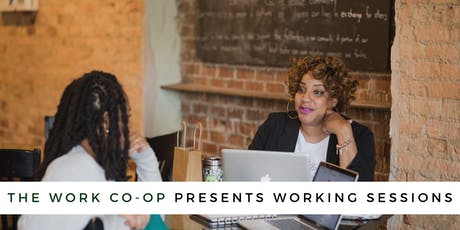 Co-Working Working Sessions Oct. 10th tickets