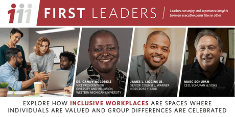 First Leaders | October 22 tickets