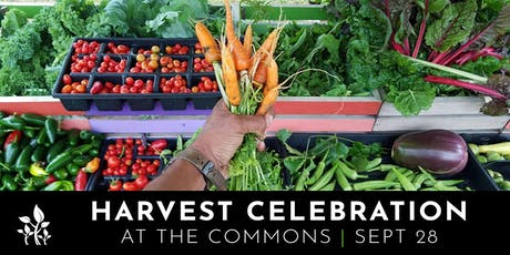 Harvest Celebration @ The Commons tickets