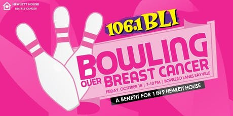 BLI Bowling Over Breast Cancer tickets