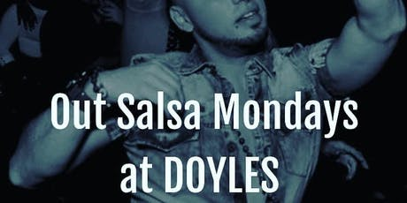 Out Salsa Mondays  tickets