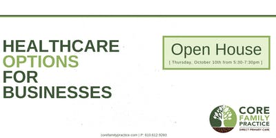 Core Family Practice Open House