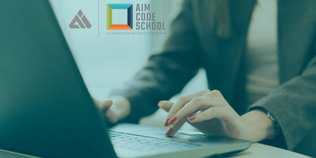 AIM Code School Info Session - November 27th tickets