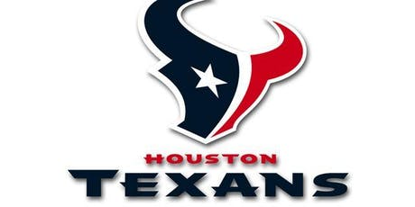 Texans Vs Falcons Tailgate with GFE Tailgaters tickets