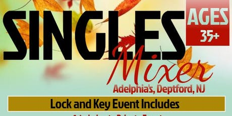 Lock and Key Singles Event ages 35+ tickets