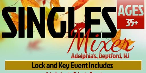 Lock and Key Singles Event ages 35+