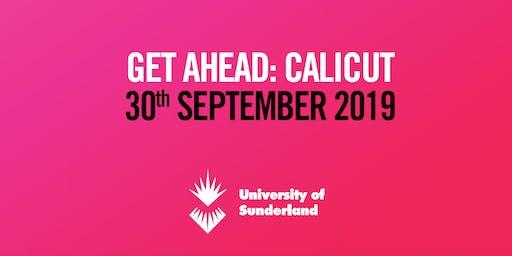 Get Ahead Calicut (30th September)