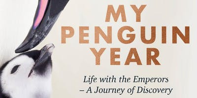 My Penguin Year: Living With the Emperors by Lindsay McCrae